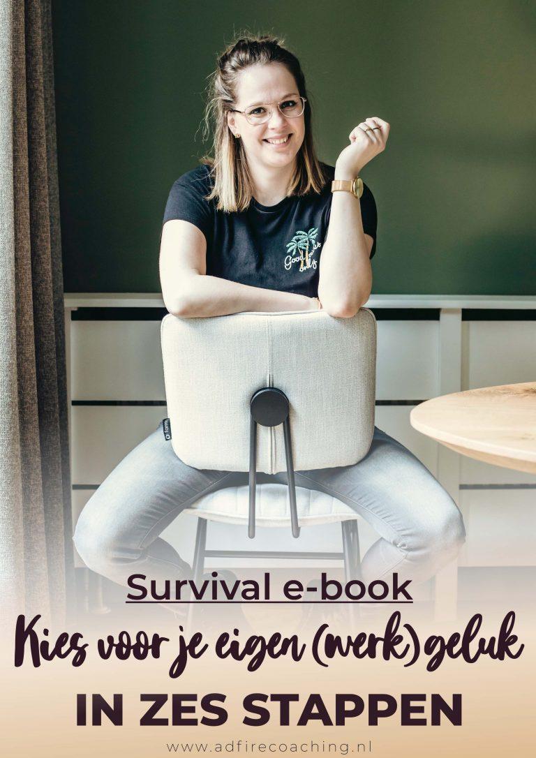 Survival e-book Adfire Coaching